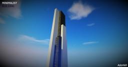 Minimalist Building Minecraft Map & Project