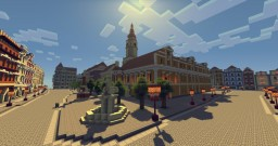 City of Swidnica/ Schweidnitz Minecraft Map & Project