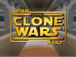 STAR WARS: THE CLONE WARS Minecraft Map & Project