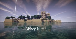Abbey Island Minecraft Map & Project