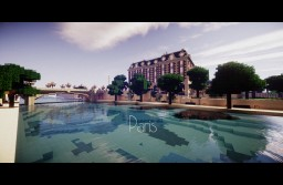 Paris Minecraft Project