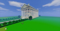 Neoclassical Temple Minecraft