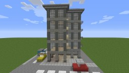 Office Tower Minecraft Map & Project