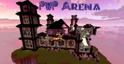 Mini-Game - PVP Arena! PURE COMMAND BLOCK operated Minecraft Map & Project