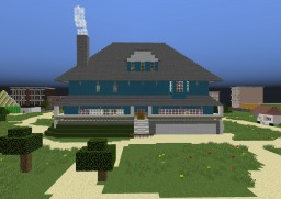Regular Show Minecraft Map & Project