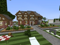 Brasilian city Minecraft Map & Project