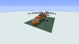 Sikorsky S-64 Skycrane Minecraft Map & Project