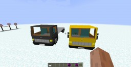 [FRSM:FVE] Fex's Vehicle Extension v. 0.86 [MC 1.7, 1.8, 1.10] Minecraft Mod