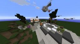Vault 111 Exterior Replica Minecraft Map & Project