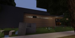 Industrial house [Modern inspiration] Minecraft Map & Project