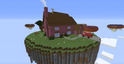 RealityCrafts | The Simpsons | Skywarsmap | Minecraft Project