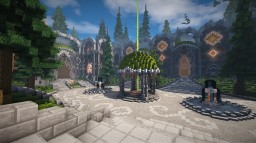 Dyna - The green portals Minecraft Project