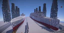 Shipyard by:AlexCH27_ (paused) Minecraft Project