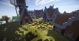 savannah village Minecraft Map & Project