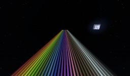 Beacon Rainbow! Minecraft Map & Project