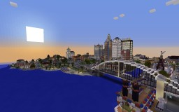 The City of Auburn Minecraft Map & Project