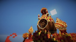 The Onion Cathedral Minecraft Map & Project