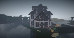 Ultracraft's Mansion Minecraft Map & Project