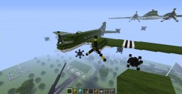 C-47 Skytrain Minecraft Map & Project