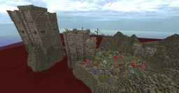 Castle: Red Reef Minecraft