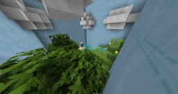 Find the Button: The Adventure Begins Minecraft Map & Project