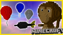 Bloons Tower Defense Minecraft Map & Project