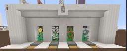 Mega Two High Flower Farm Minecraft Map & Project