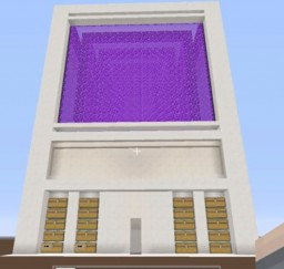 """TU31 Epic Over World Gold Farm """"Goldie"""" Minecraft Map & Project"""