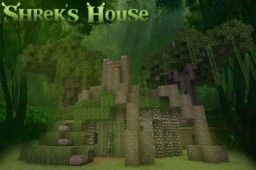 [1.8] Shrek's House Minecraft