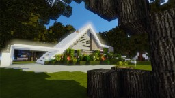 A-Frame Modern House | UTB | Competition