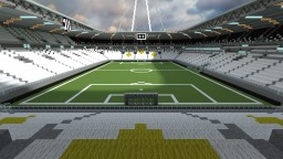 Juventus Stadium Minecraft Map & Project