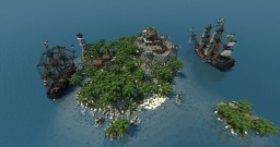 St. Johan - Caribbean island Minecraft Map & Project