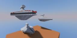 Acclamator-Class Frigate Minecraft