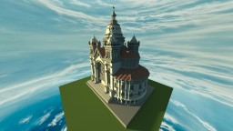 Sanctuary of Santa Luzia Minecraft Project