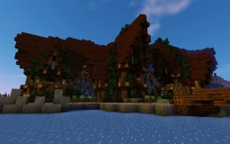 Naming (And Building) an Un-Named Port Minecraft Map & Project