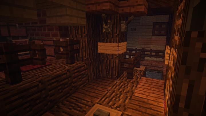 Second Floor and Storage