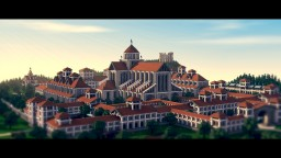 Vicecraft: The Monastery Minecraft Map & Project