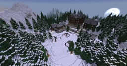 Ski Resort Minecraft Project