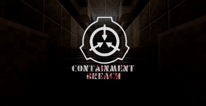 SCP: Containment Breach map v 2 Minecraft Project