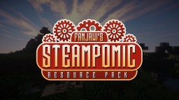 Steampomic 32x (1.8) Minecraft Texture Pack
