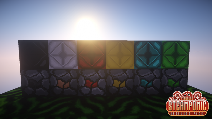 thumb59857437 [1.9.4/1.8.9] [32x] Steampomic Texture Pack Download
