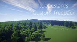 tobbestark's Custom Treepack Minecraft Map & Project