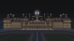 Hall of Paris Minecraft Map & Project