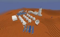 Mars Base Minecraft