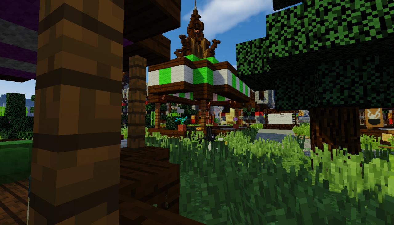 New Build Beginner Builder {Survival Spawn} Minecraft Map