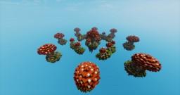 Skywars map - Mushroom #2 Minecraft Project