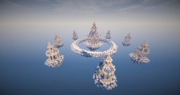 Skywars map - Frost Minecraft Project