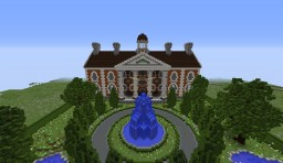 Beautiful Victorian City Centre Minecraft Project