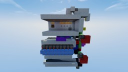 Armor Stand Storage System