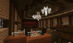 Working Theatre (Live Performance) Minecraft Project